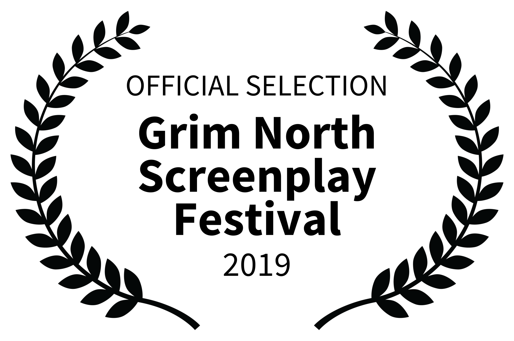 OFFICIAL SELECTION - Grim North Screenplay Festival - 2019.png