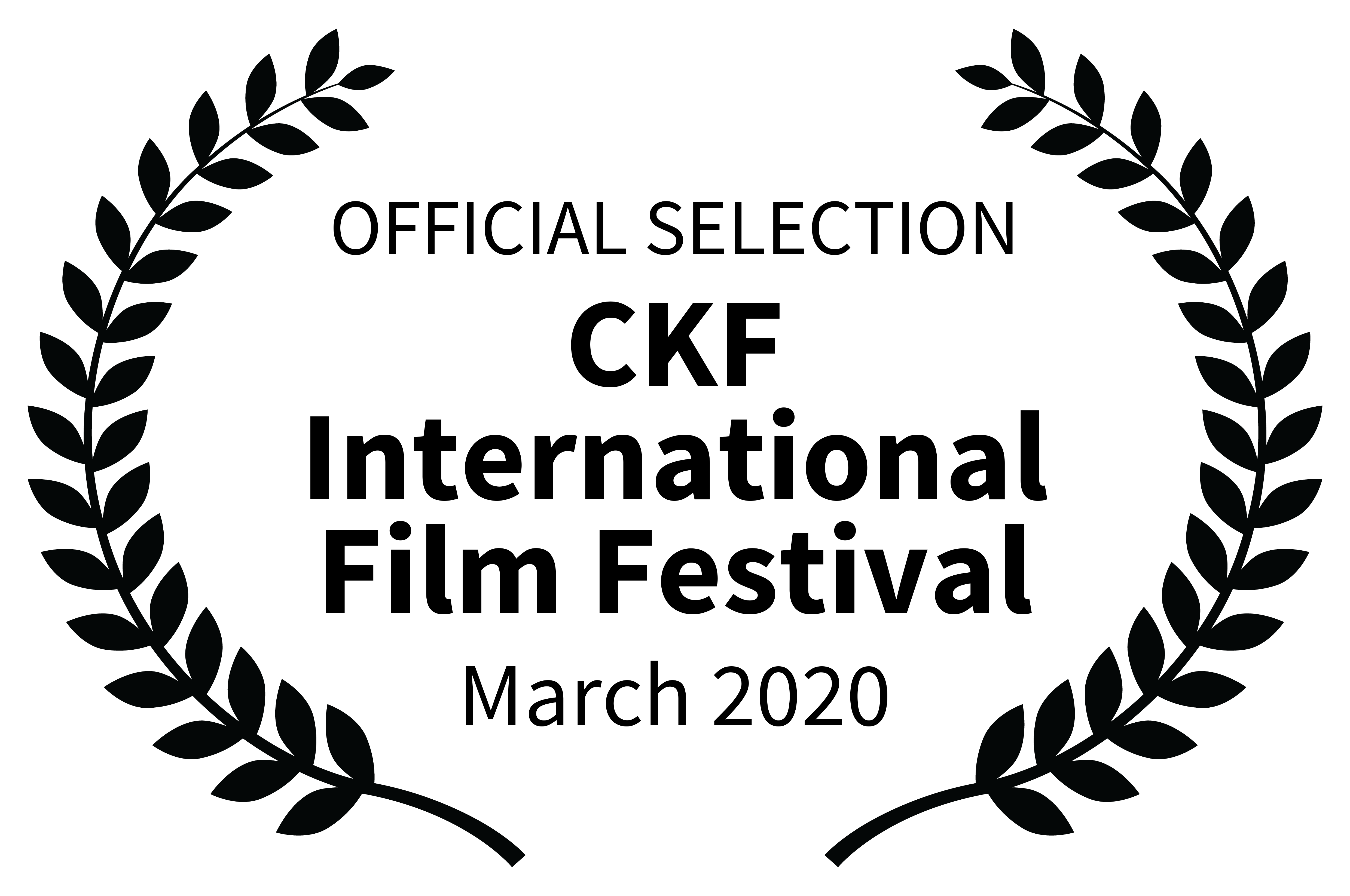 OFFICIALSELECTION-CKFInternationalFilmFestival-March2020
