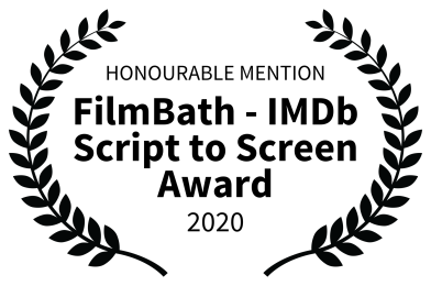 HONOURABLE MENTION - FilmBath - IMDb Script to Screen Award - 2020